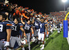 Oct 30, 2010; Oxford, MS, USA; Auburn Tigers team members greet Tigers fans after a game against the Mississippi Rebels at Vaught Hemmingway Stadium. The Tigers beat the Rebels 51-31. Mandatory credit: Don McPeak-US PRESSWIRE