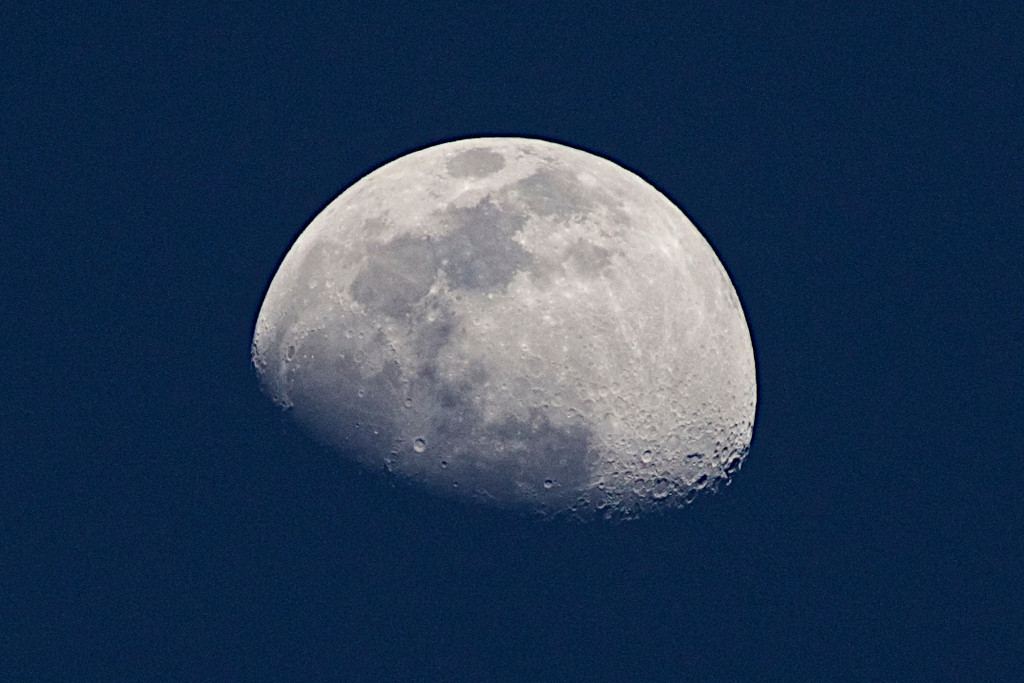 I love including the moon whenever I can. I keep track of the moon phases and adjust my outdoor and landscape photography accordingly.