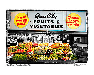 #290 Fresh Fruits and Vegetables