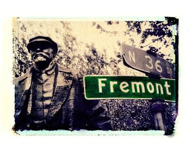 #263 Lenin statue in Fremont neighborhood of Seattle