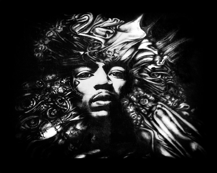 #267 Jimi Hendrix