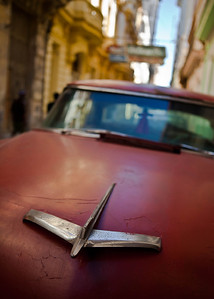 #232 Old Car in Havana