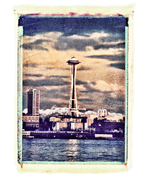 #256 Space Needle