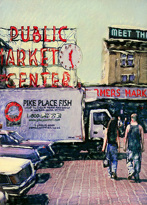 #242 Pike Place Market