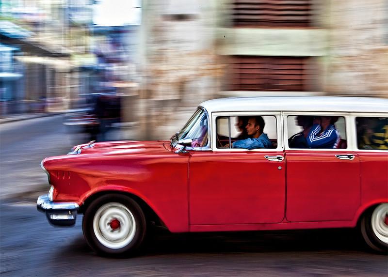 #243 Downtown Havana