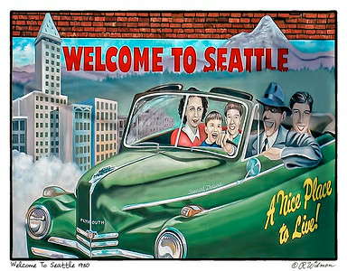 #76 Welcome to Seattle