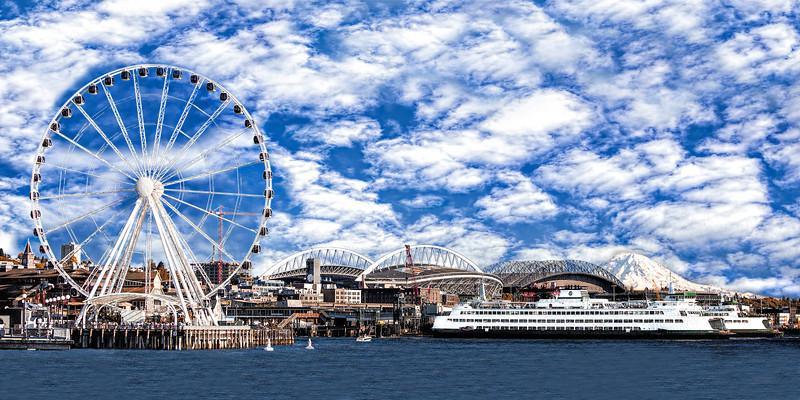 #597 Ferris Wheel