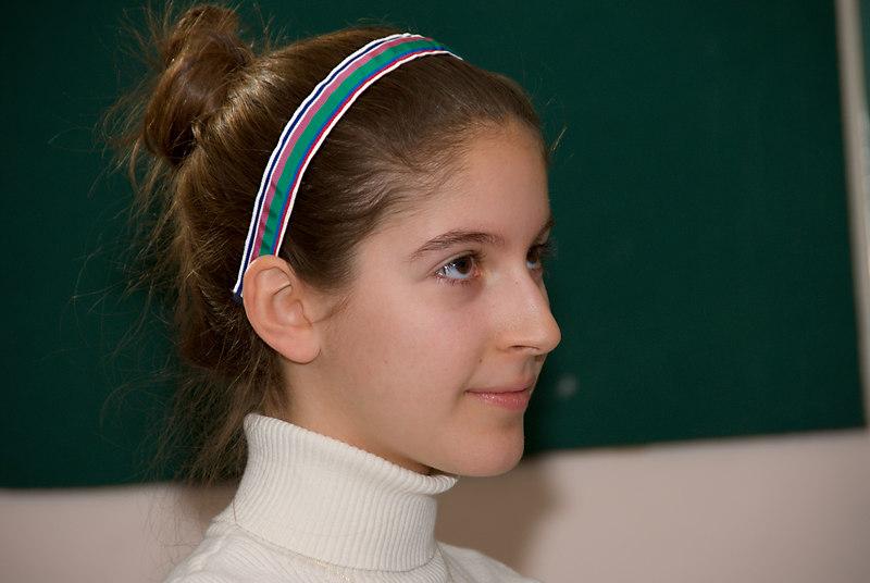 Barbara Wing's Piano Students -- Carolyn Heiman (Whitman HS - 9th grade)