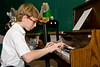 "Barbara Wing's Piano Students -- Andrew Simon (Barbara Wing's grandson) plays ""Hemione"""