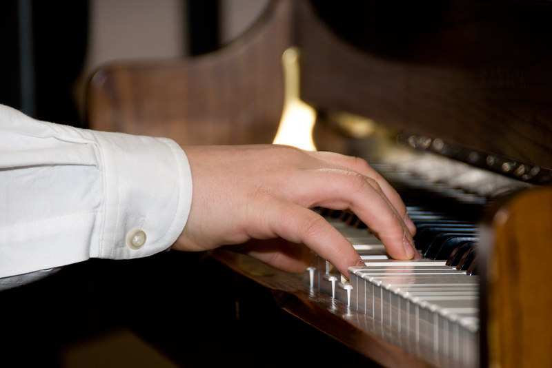 """Barbara Wing's Piano Students -- Bennett Tyson plays """"The Cuckoo Deep in the Wood""""."""