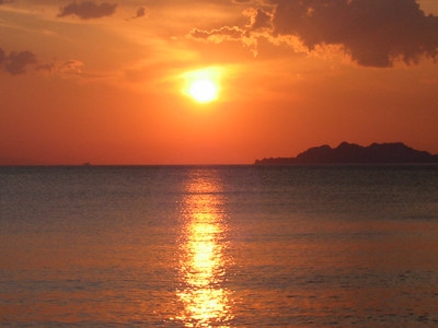 IMG_1626 -- sunset in Loutraki