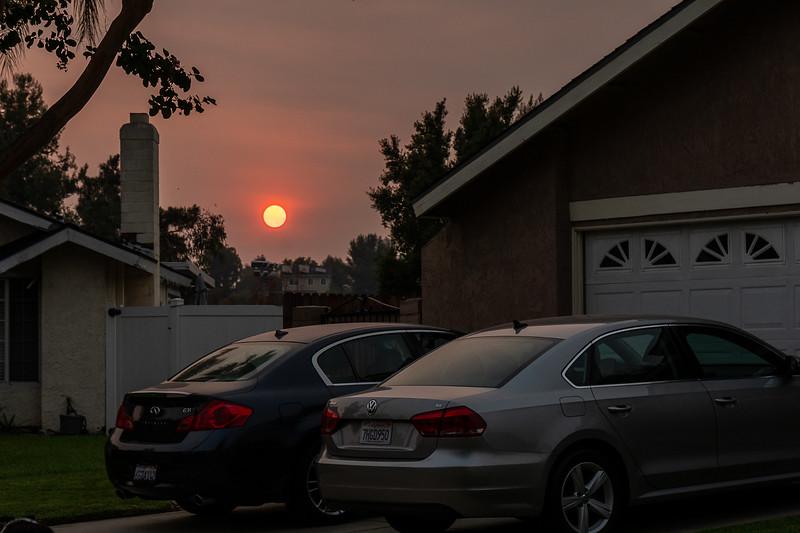 Red Sun!