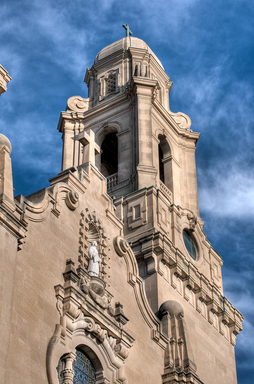 St Cecilia Cathedral in Omaha