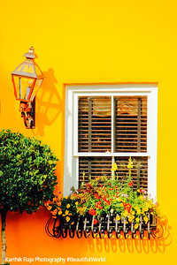 Window, Charleston Historic District, Charleston, South Carolina
