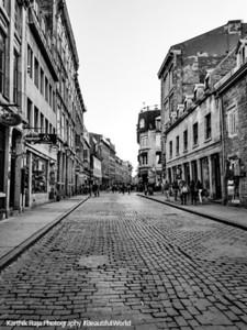 Rue Saint-Paul O, Montreal, Canada