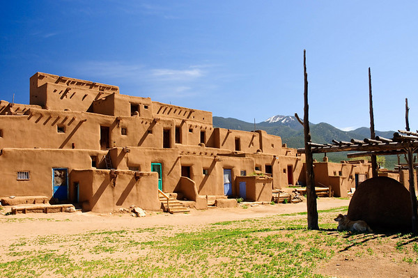 North House - Taos Pueblo