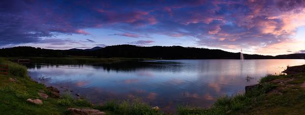 Lake Mescalero, NM