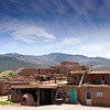 South House - Taos Pueblo