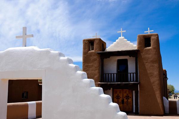 St. Geronimo Church -Taos Pueblo
