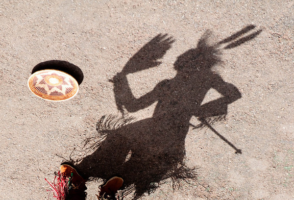 Native Dancer - Shadow 1