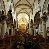 Nave - Cathedral Basilica of Saint Francis of Assisi