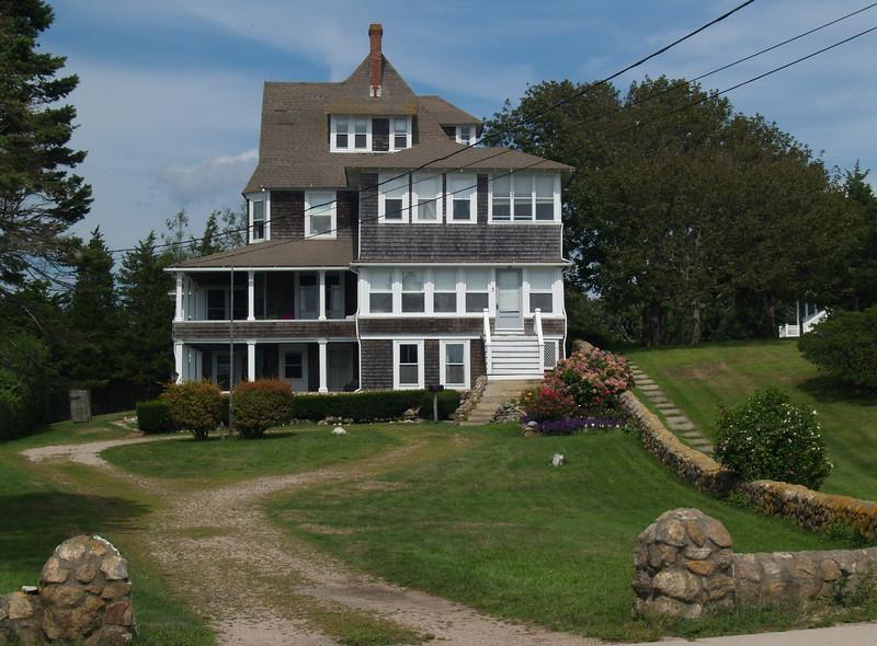 House in Watch Hill, RI