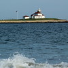 Watch Hill Light from Napatree Point, RI
