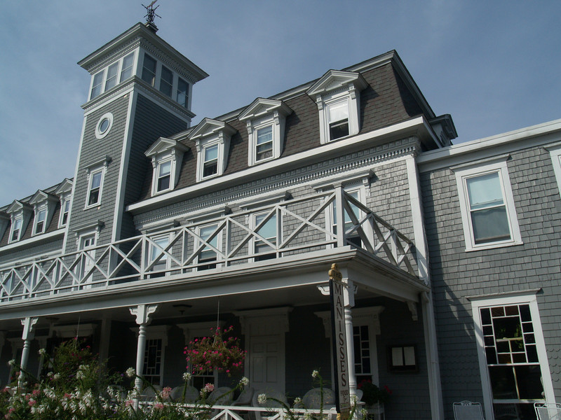 Hotel Manisses - New Shoreham, Block Island, RI