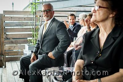 Wedding at the Dobbin St. Dobbin Street, Brooklyn, NY By Alex Kaplan Photo Video