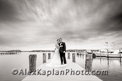 Wedding at the Clark's Landing Yacht Club,  Point Pleasant, NJ, 08742