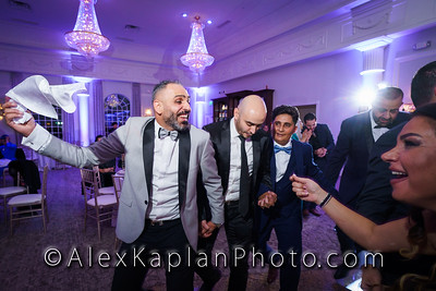 Wedding at the Valley Regency Clifton By Alex Kaplan Photo Video -13