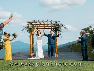 Wedding at Hunter Mountain, Hunter New York By Alex Kaplan