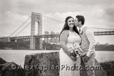 Wedding at the Ross Dock Picnic Area   Fort Lee, NJ 07024