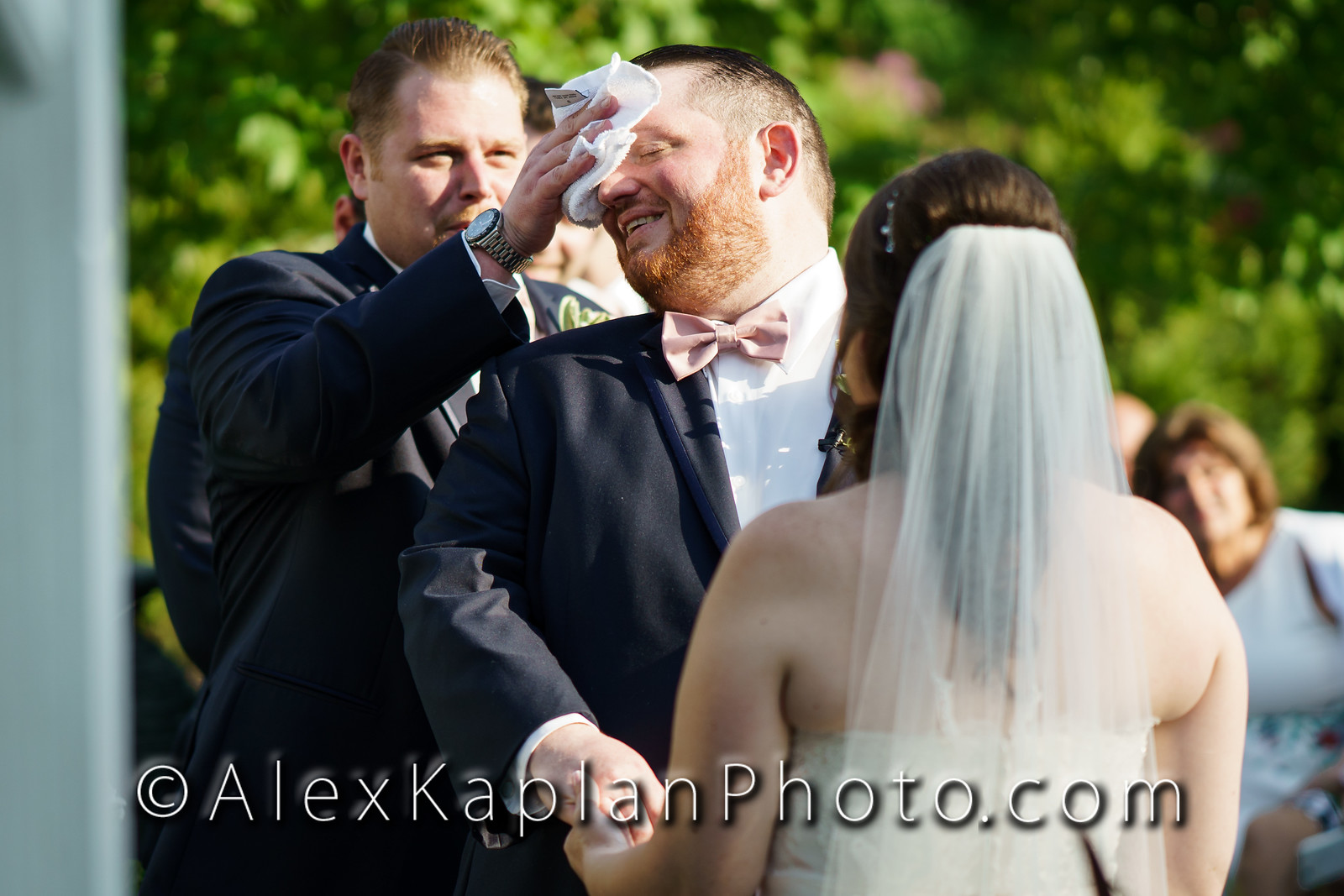 Wedding at the Sherwood Chalet / Forest Lodge, Warren, NJ