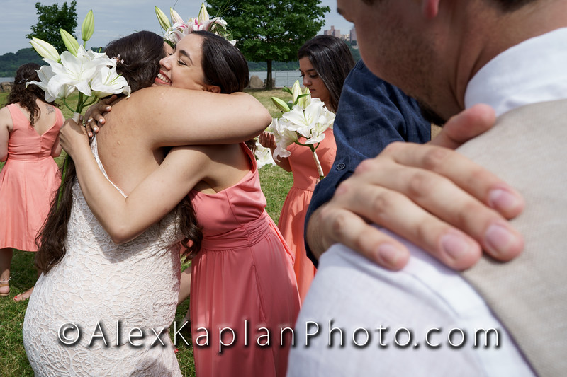 Wedding at the Ross Dock Picnic Area <br />  Fort Lee, NJ 07024