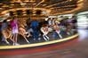 The carousel at Glen Echo Park
