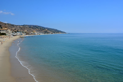 Los Angeles - Great Stretch of Beach