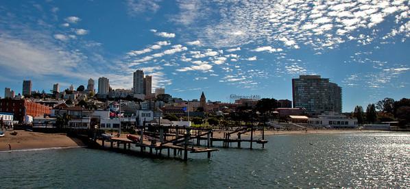 San Francisco - Ghirardelli Panorama