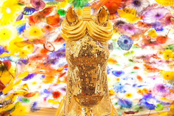 Bellagio Golden Horse
