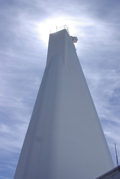 Cone of the Solar Observatory at the National Solar Observatory, Sunspot, New Mexico.