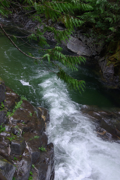 Deception Falls, Ty River, Hiway 2