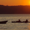 Cama Beach Sunset