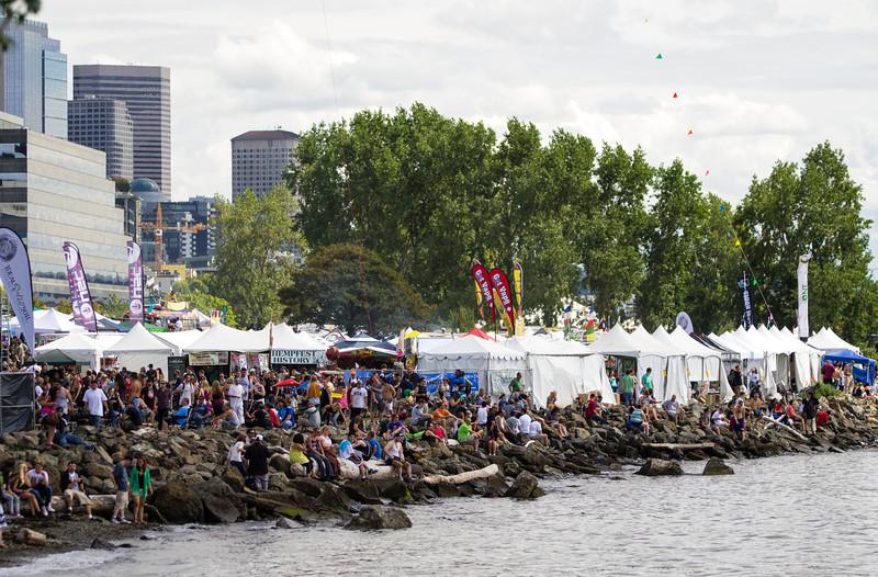 very popular festival