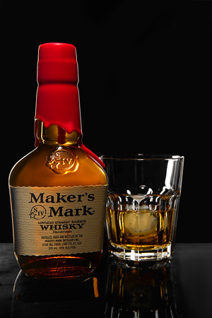 Maker's Mark Beverage and Cocktail Photography