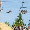 Whistler, British Colombia Crankwork Mountain Bike Joy ride finals July 2011.