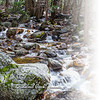 Glama Divider Page of Bridalveil Creek in Yosemite
