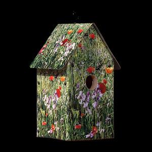 Meadow Birdhouse