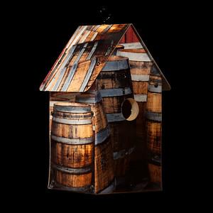 Seaport Casks Birdhouse