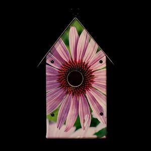 Spring Blossoms Birdhouse