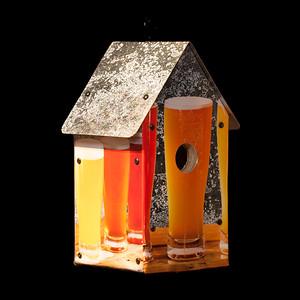Craft Brews Birdhouse
